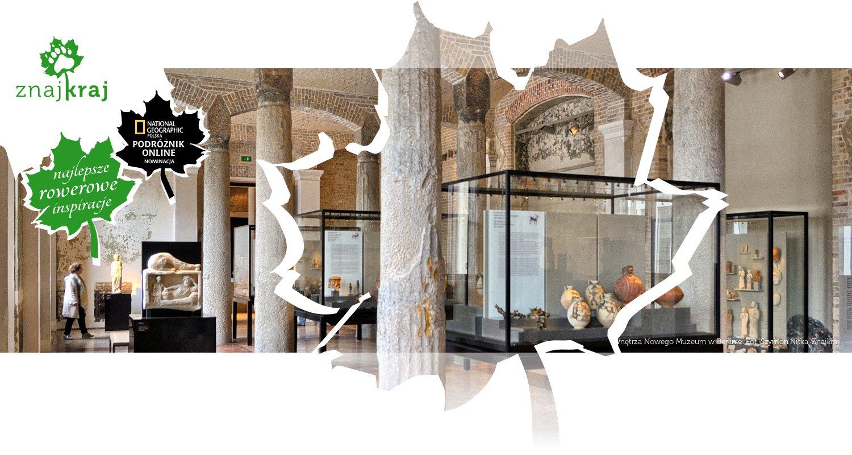 Wnętrza Nowego Muzeum w Berlinie