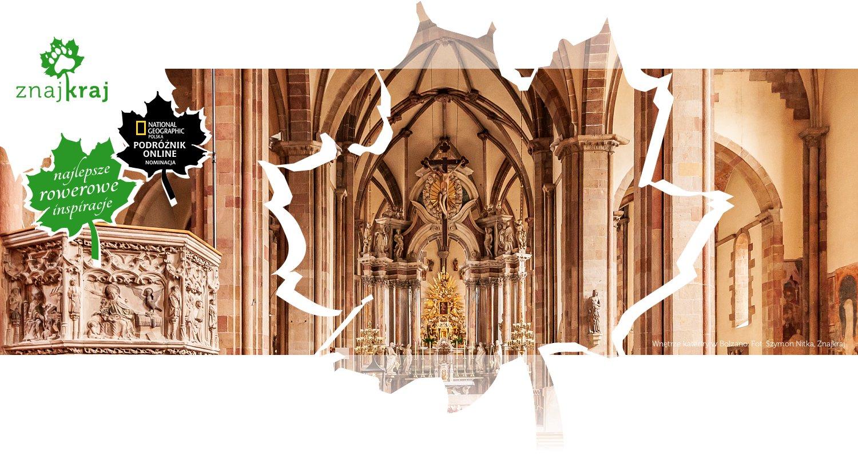 Wnętrze katedry w Bolzano