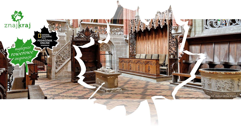 Wnętrze katedry w Havelbergu