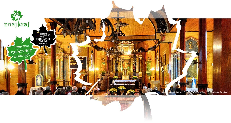 Wnętrze kościoła Matki Bożej Szkaplerznej