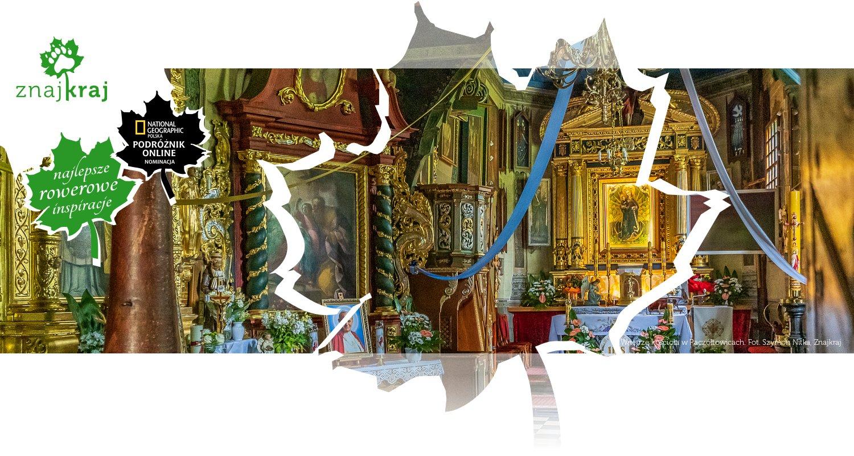 Wnętrze kościoła w Paczółtowicach