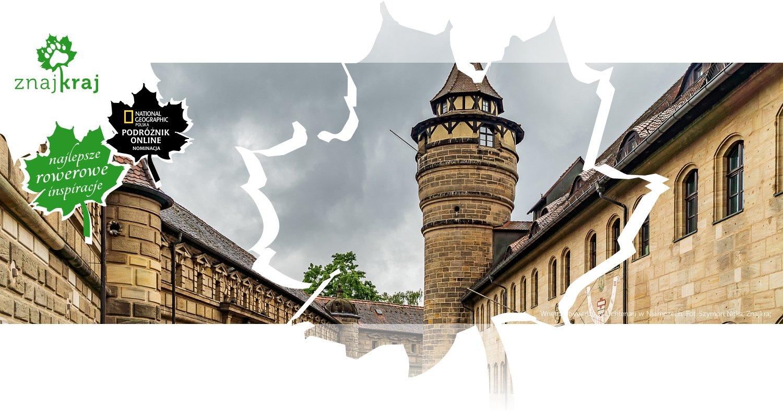 Wnętrze twierdzy w Lichtenau w Niemczech