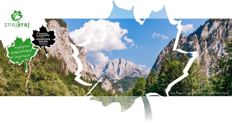 Wody Anizy, w tle Alpy Ennstalskie