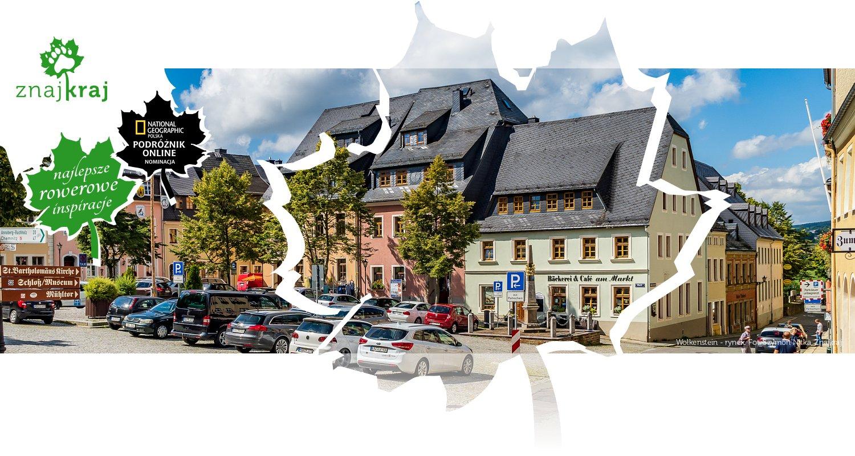 Wolkenstein - rynek