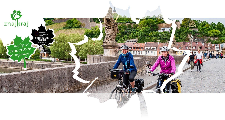 Würzburg - rowerem po Frankonii