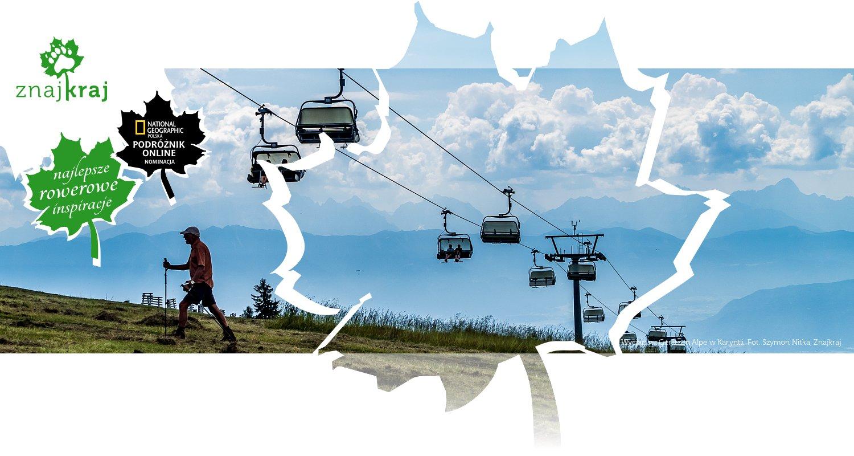Wyciąg na Gerlitzen Alpe w Karyntii