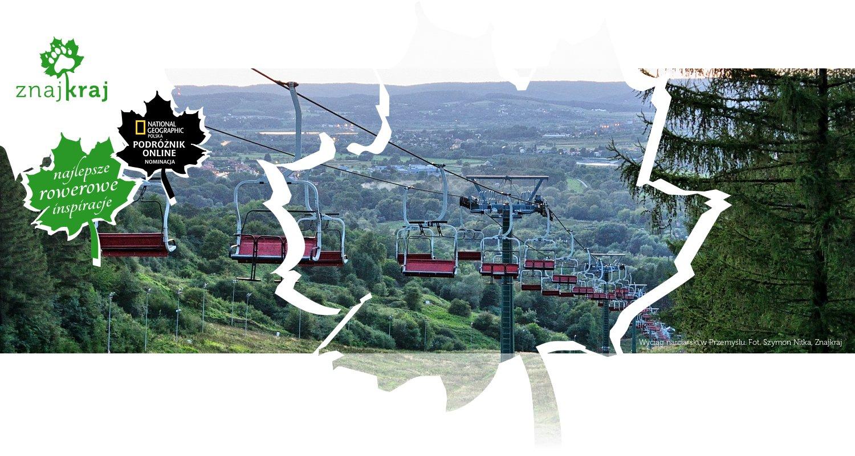 Wyciąg narciarski w Przemyślu