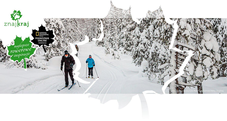 Wycieczka narciarska koło Ruki