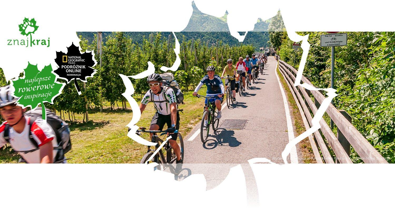 Wycieczka rowerowa w Południowym Tyrolu