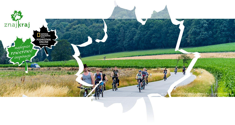 Wycieczka rowerowa w Rudawach w Saksonii