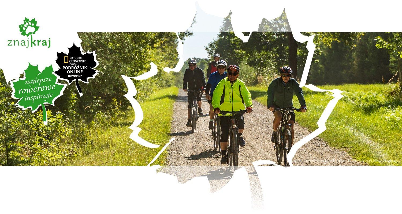 Wycieczki rowerowe w lasach rudzkich
