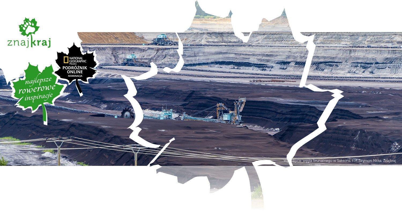 Wydobycie węgla brunatnego w Saksonii