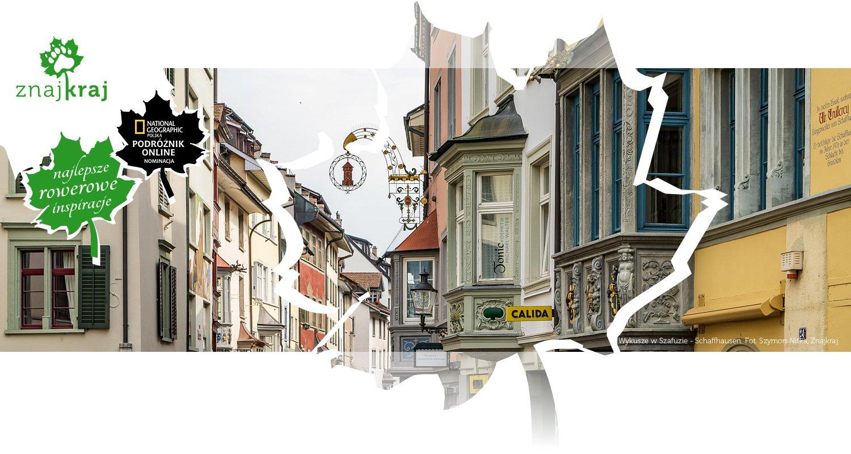 Wykusze w Szafuzie - Schaffhausen