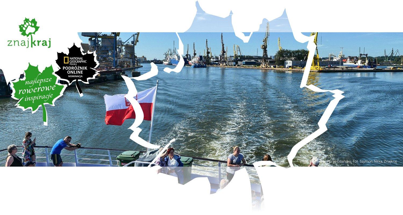 Wypłynięcie z portu w Gdańsku