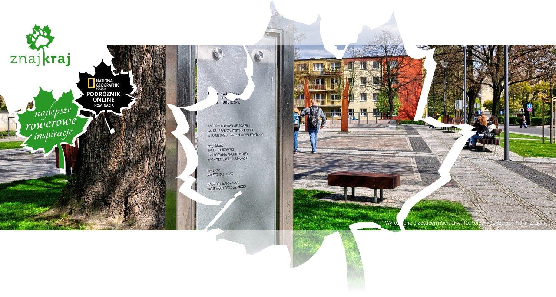 Wyróżniona przestrzeń miejska w Raciborzu