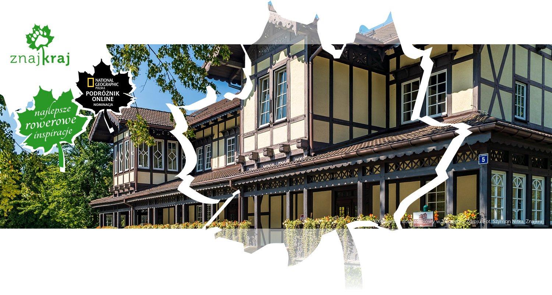 XIX-wieczny dom zdrojowy w Jastrzębiu-Zdroju