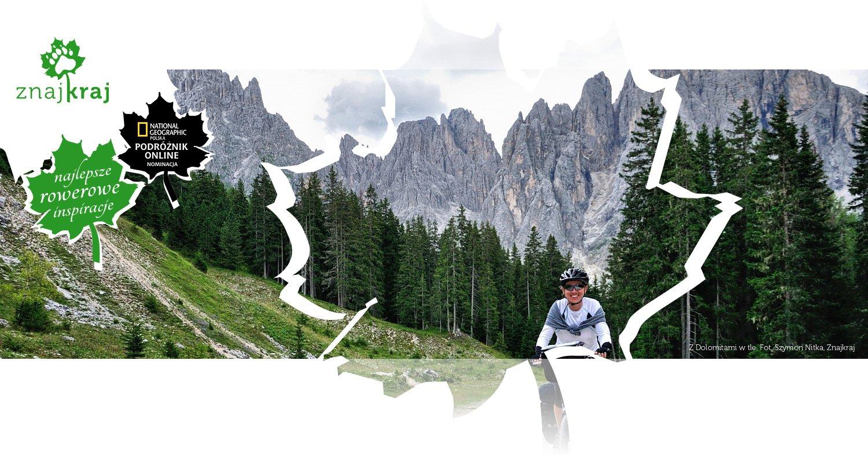 Z Dolomitami w tle