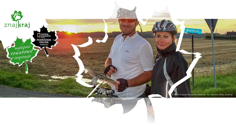 Z Emilami rowerami po Bornholmie