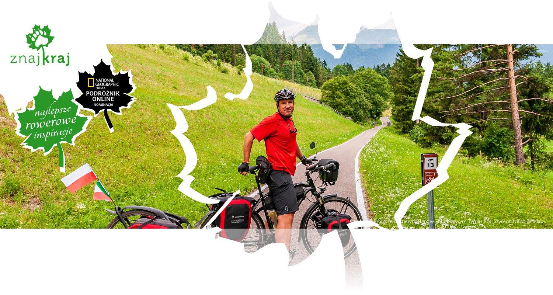 Z Krossem i Extrawheelem w Południowym Tyrolu