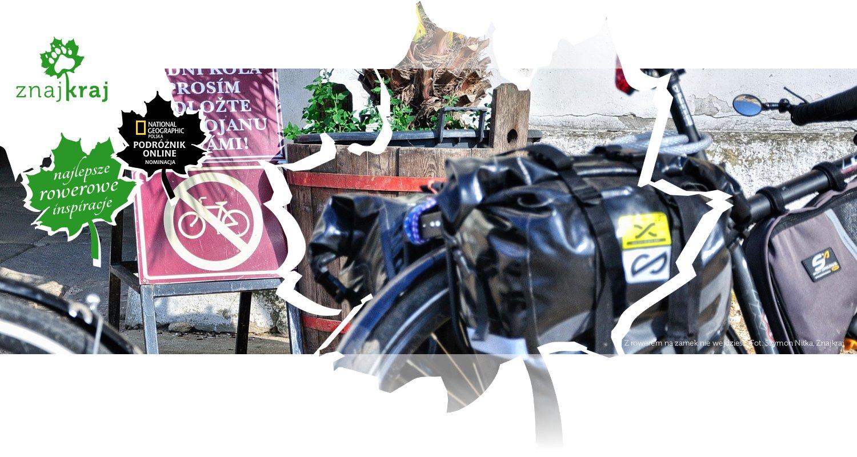 Z rowerem na zamek nie wejdziesz