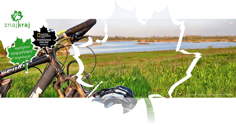 Z rowerem nad Odrą