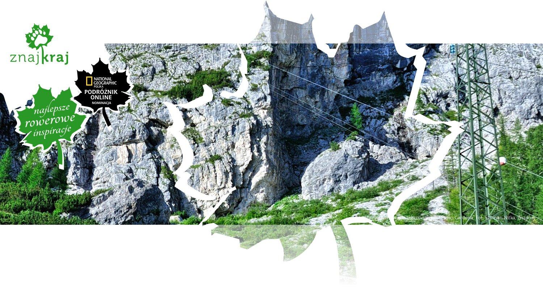 Z towarzystwem wspinaczkowym pod Passo Gardena