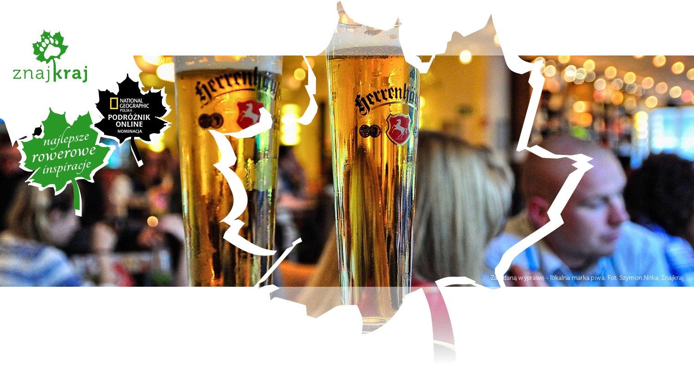 Za udaną wyprawę - lokalna marka piwa