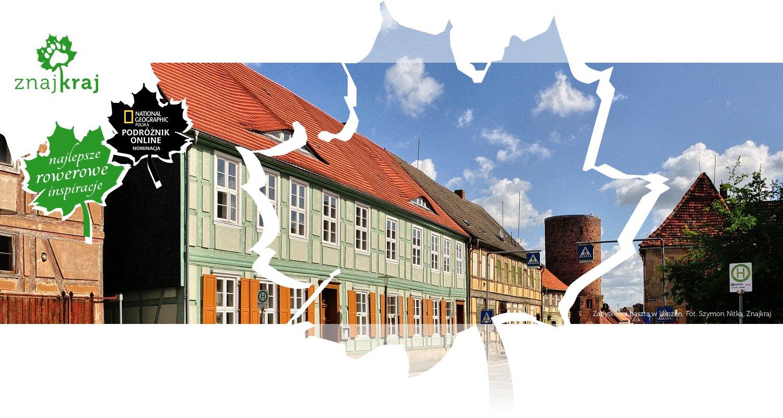 Zabytkowa baszta w Lenzen