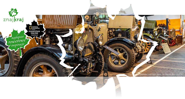 Zabytkowe auta marki Saurer