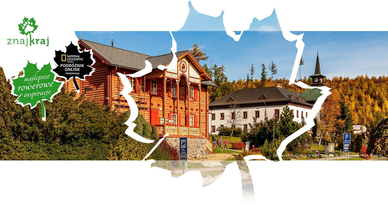 Zabytkowe budynki w Starym Smokowcu