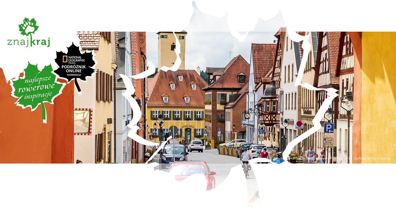 Zabytkowe centrum Windsbach we Frankonii