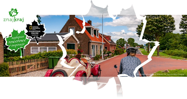Zabytkowe samochody w Holandii