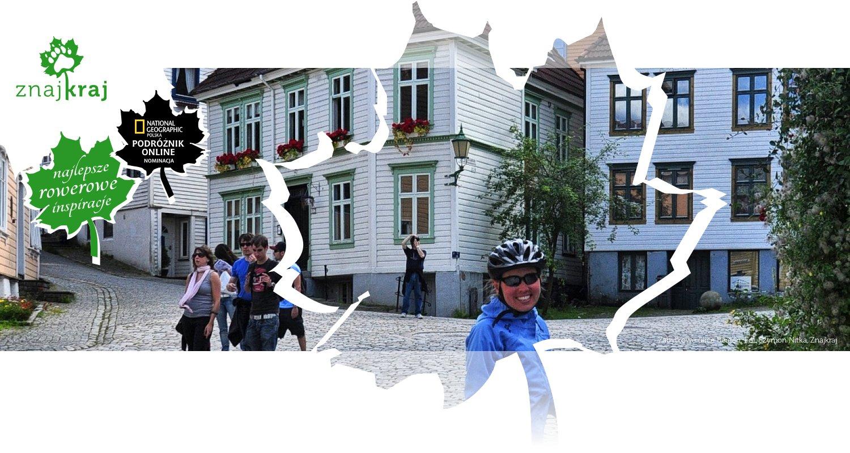 Zabytkowe ulice Bergen