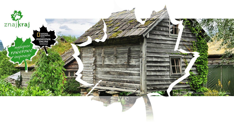 Zabytkowy dom w Norheimsund