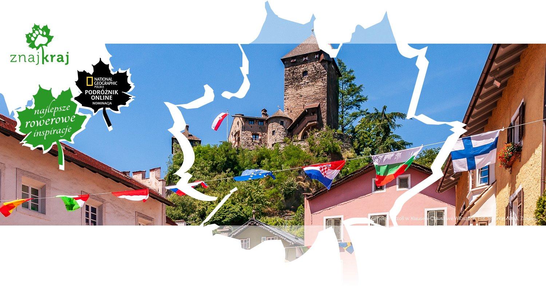 Zamek Branzoll w Klausen-Chiusa we Włoszech