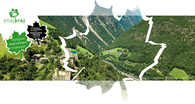 Zamek Juval w Południowym Tyrolu