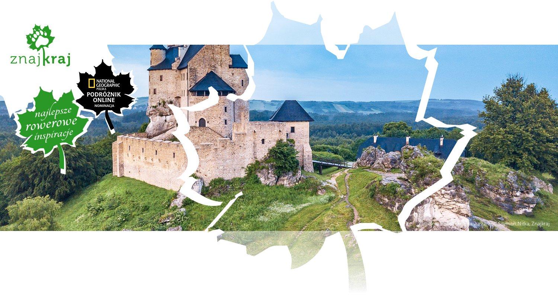 Zamek w Bobolicach na Jurze