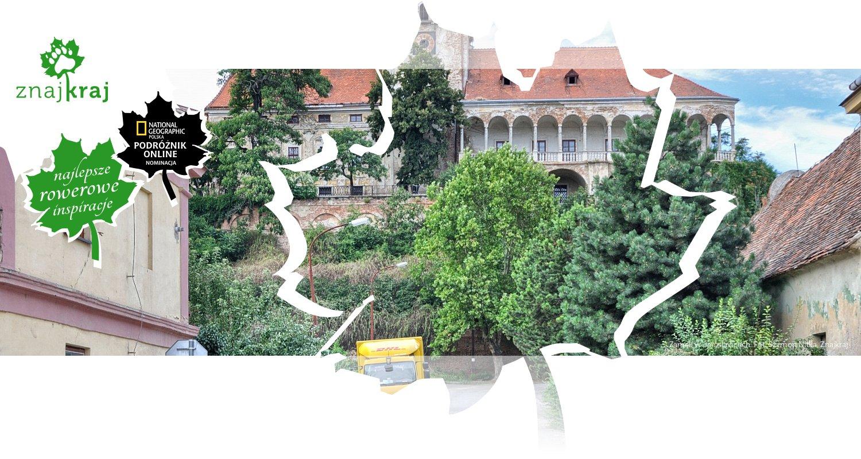 Zamek w Jaroslavicach