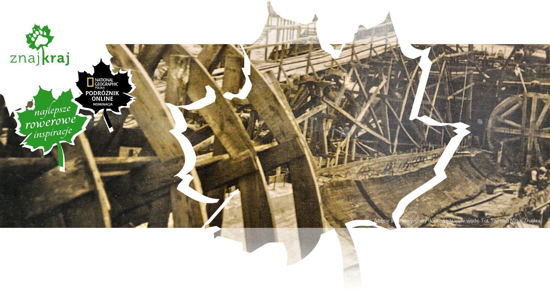 Zdjęcie z budowy - rury doprowadzające wodę