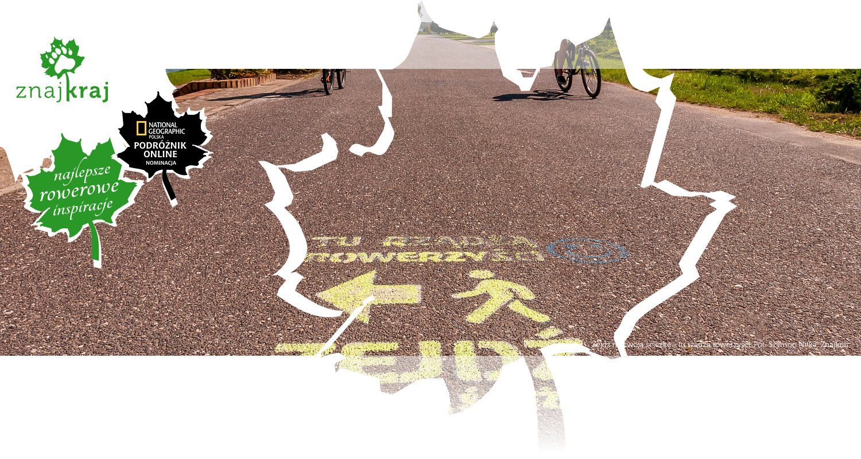 Zejdź na swoją ścieżkę - tu rządzą rowerzyści