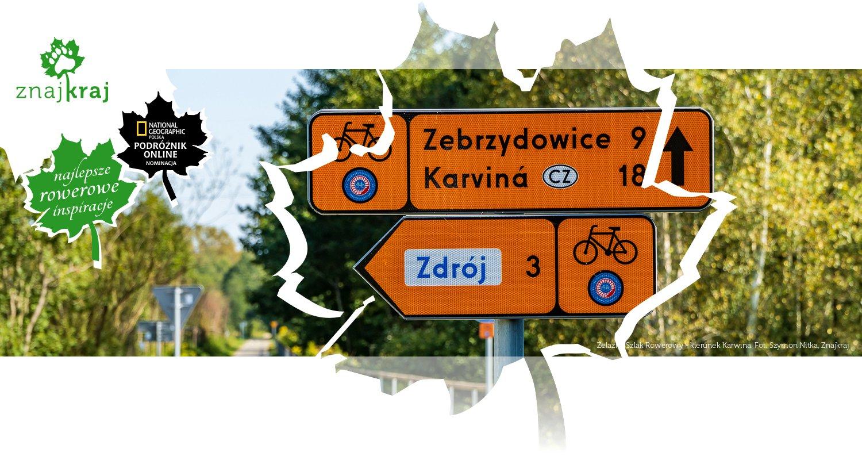 Żelazny Szlak Rowerowy - kierunek Karwina