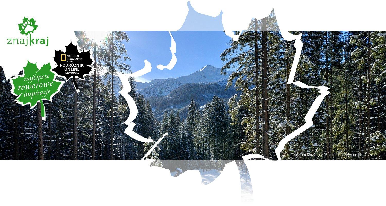 Zima na Słowacji w Tatrach