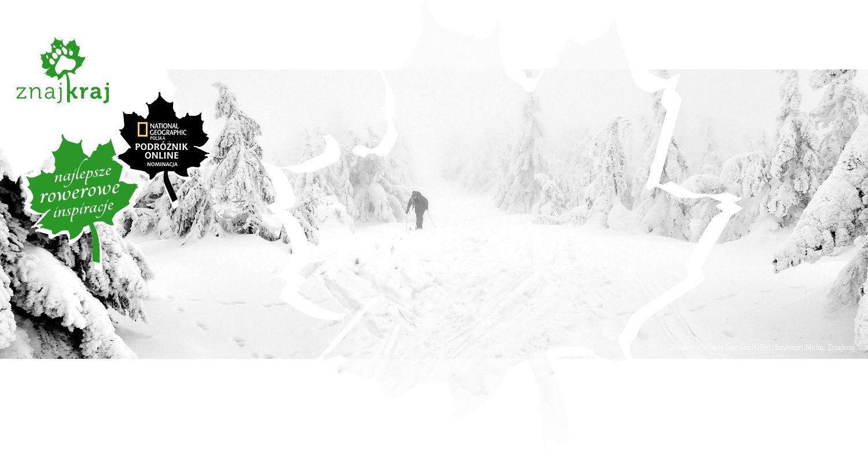 Zima w Górach Izerskich