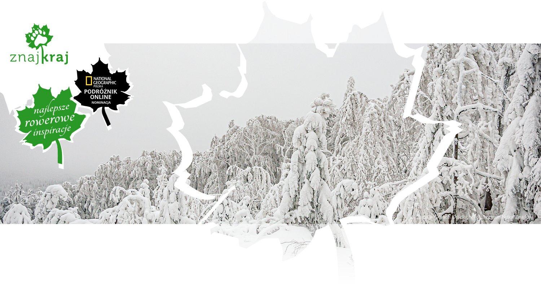 Zima w Górach Orlickich