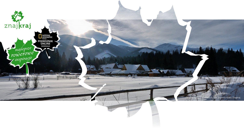 Zima w Tatrach słowackich