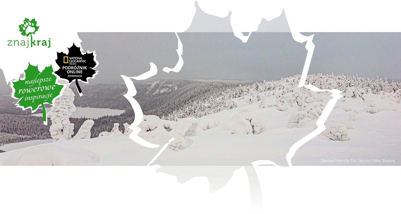 Zimowa Finlandia