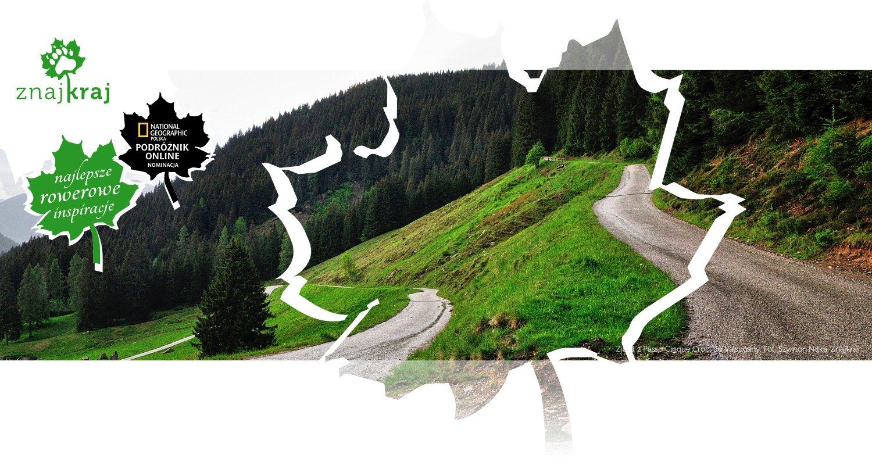 Zjazd z Passo Cinque Croci do Valsugany