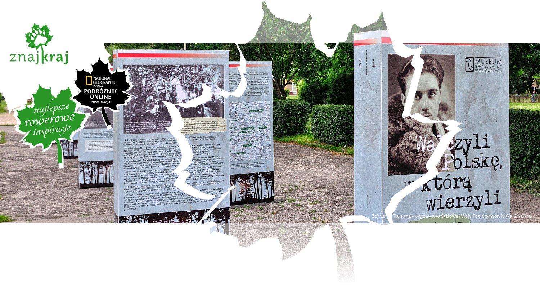 Żołnierze Tarzana - wystawa w Stalowej Woli