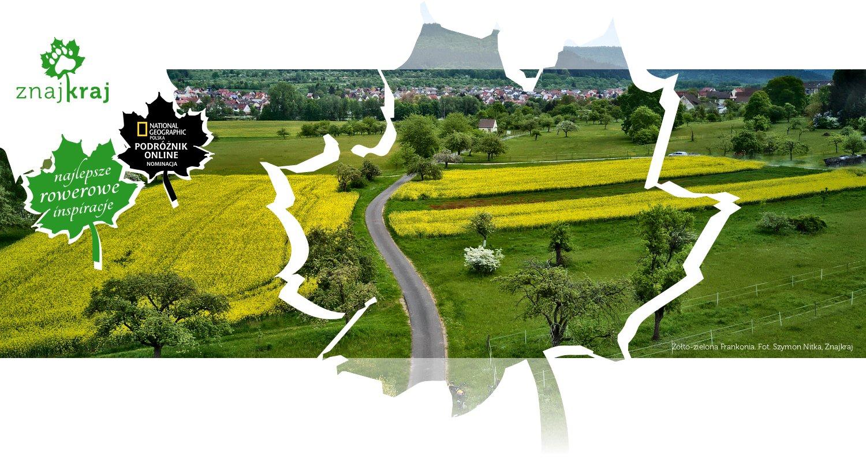 Żółto-zielona Frankonia