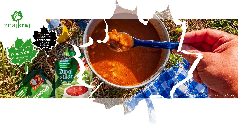 Zupa gulaszowa od Profi na śniadanie